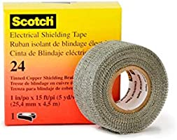 Save on 3M Scotch Electrical Shielding Tape 1 in x 15 ft 24-1X15FT 1