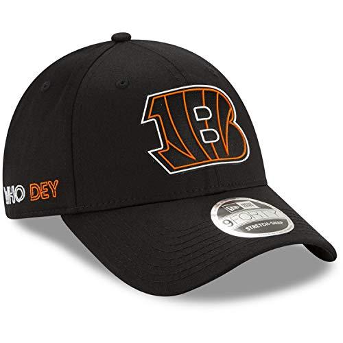 New Era Cincinnati Bengals 940 NFL 2020 Team Draft Stretch Snap Cap