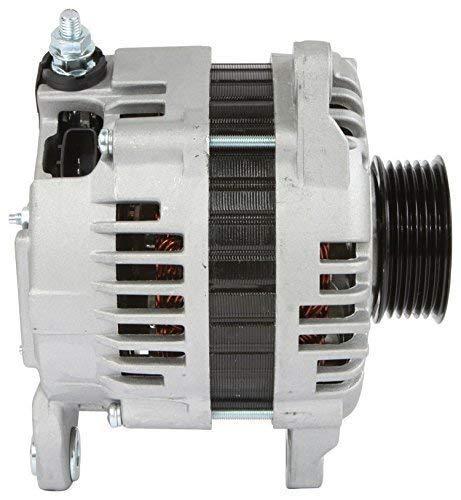 Roadstar New AHI0104 Alternator 110AMP Fit for 2003-2007 Murano 3.5L & 98 99 00 02 03 Maxima 3.0L 3.5L & 98 99 00 02 03 04 Infiniti I30 I35 3.0L 3.5L 23100-2Y900