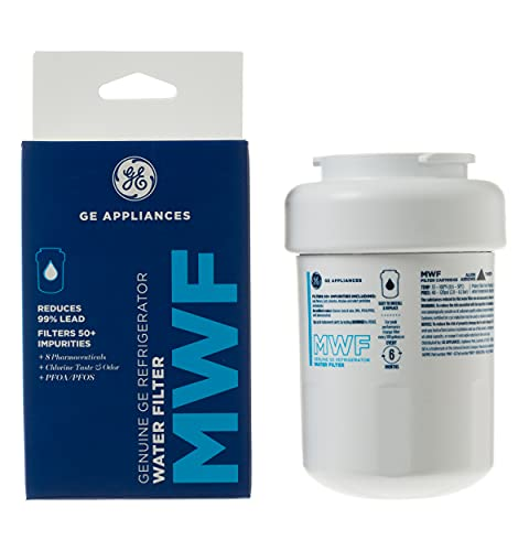 General Electric MWF Refrigerator Water Filter , White