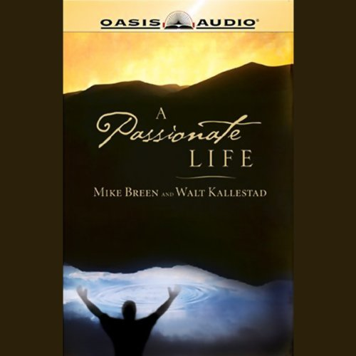 A Passionate Life audiobook cover art