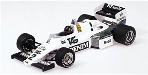 Minichamps 430830002 - Williams Ford 1983 FW08C Team Williams F1 Laffite, Jaques