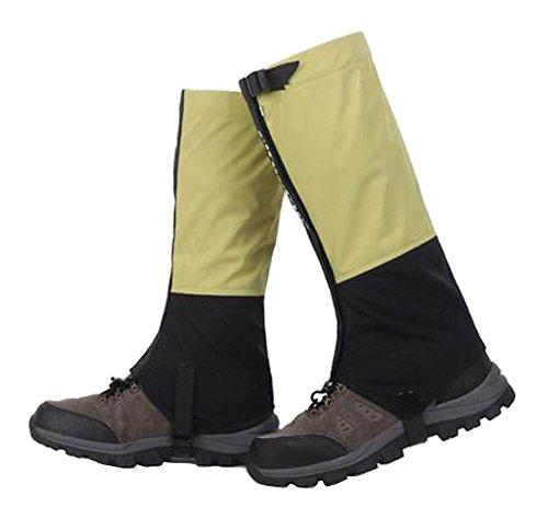 Blancho Outdoor Sports Gaiters Muti-nützliche Boot-Gaiters Leg Gaiters