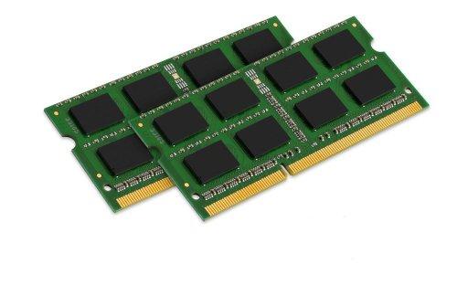 Kingston KTA-MB1066K2 Arbeitsspeicher 8GB (1066MHz, 204-polig SO-DIMM, 2x 4GB) DDR3 Kit für Apple Notebook (für iMac Geräte ab 2009)
