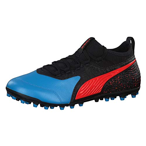 PUMA One 19.3 Men's Soccer Cleats-Blue-7
