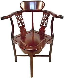 Best rosewood corner chair Reviews
