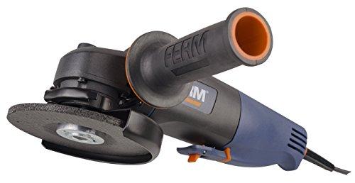 FERM Winkelschleifer 900W - 125mm - Mit Softgriff und Seitengriff