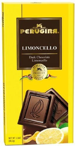 Perugina Limoncello Dark Chocolate Bar 3.5oz