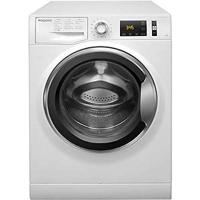 Hotpoint ActiveCare NM11946WCAUK 9Kg Washing Machine with 1400 rpm - White