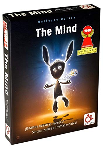 adquirir Juego De Cartas The Mind por internet