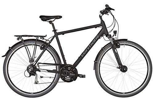 Vermont James Cook schwarz Rahmenhöhe 56cm 2020 Trekkingrad