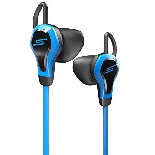 SMS Audio BioSport In-Ear Kopfhörer mit Pulsmesser, Blau
