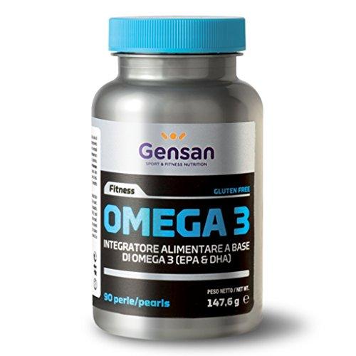 Omega 3 - 90 Perle Gensan