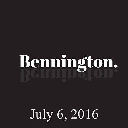 Bennington, Ron Bennington Archive, July 6, 2016 audiobook cover art