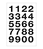 Herlitz 830240 Lámina de pegatinas 2 Bogen 20 Stück