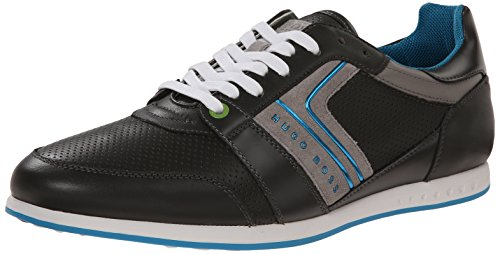 Hugo Boss BOSS Green by Fast Utopia Fashion Sneaker für Herren, Grau (dunkelgrau), 42 EU