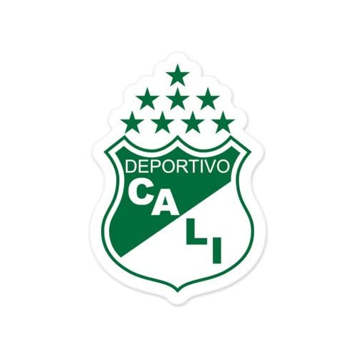 Deportivo Cali - Colombia Football Soccer Futbol - Car Sticker - 6