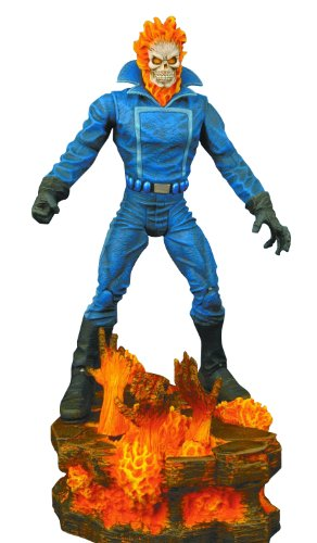 Abysses Corp - Figurine - Ghost Rider Action Figure Marvel Select