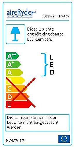 Energiespar Deckenventilator Stratus kaufen  Bild 1*