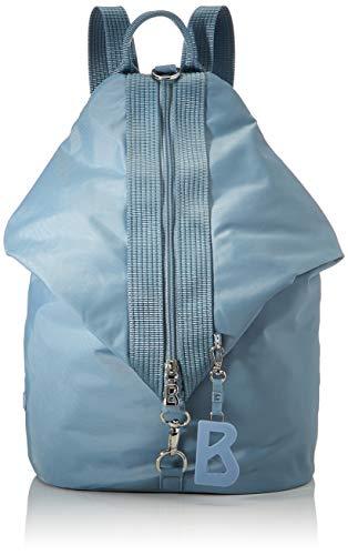 Bogner Damen Verbier Debora Backpack Lvz Rucksack, Blau (lightblue), 12x41x26 cm