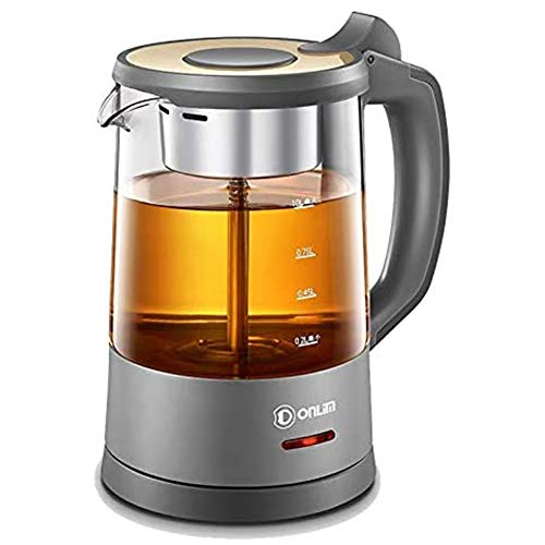Electric Kettle Glass Electric Kettle Fully Automatic Tea Maker Steam Brewing Automatic Insulation Teapot Tea Steamer