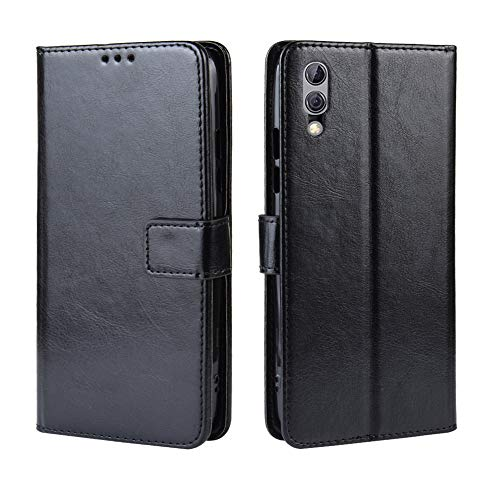 Custodia® Flip Brieftasche Hülle für Xiaomi Black Shark 2 Pro/Xiaomi Black Shark 2(Muster 1)