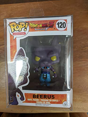 Dragonball Z POP! Animation Vinyl Figure Beerus 9 cm Funko Mini Figuren