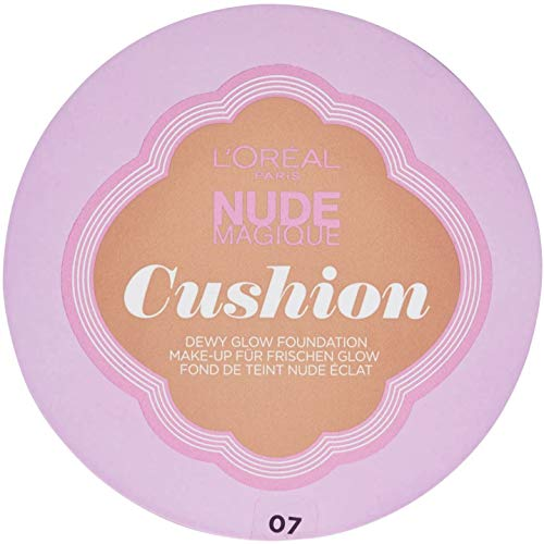 L'Oreal Nude Magique Cushion Foundation Nude Eclat 14,6 g L Oreal