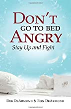 do not go to bed angry
