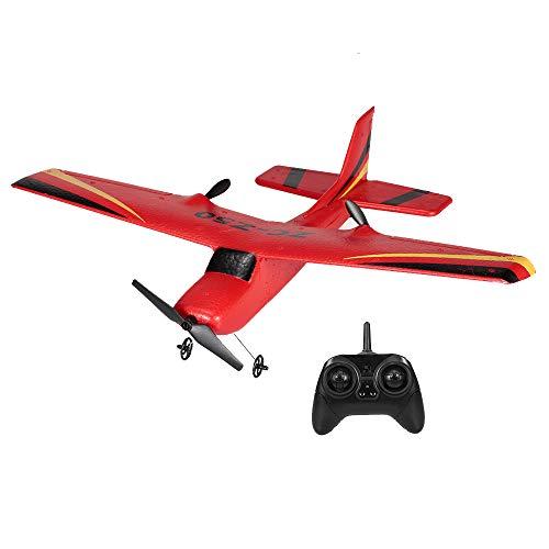 Goolsky Zhi Cheng Toys Z50 2.4G 2CH Aliante aliante 350mm Apertura alare EPP Micro Indoor RC Aereo Aereo con Rotazione RTF