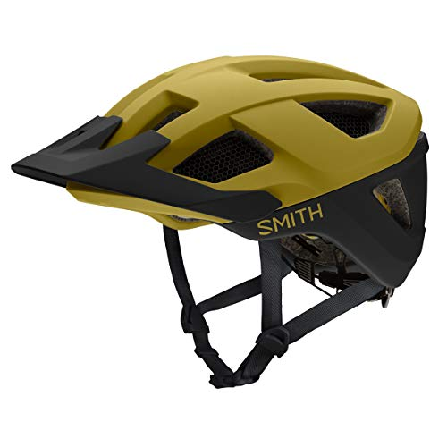 SMITH Unisex– Erwachsene Session MIPS Fahrradhelm, Matte Mystic Green B, Mittel