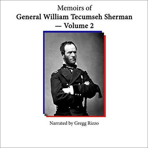Couverture de Memoirs of Gen. William T. Sherman