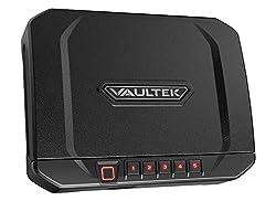VAULTEK VT20I BIOMETRIC HANDGUN SAFE SMART PISTOL SAFE