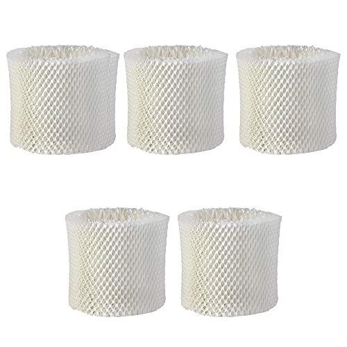 Ersatz - Luftbefeuchter - Filter für Philips HU4801/01, HU4803, HU4803/01, HU4811, HU4811/10, HU4813, HU4813/10 (5 Stück)