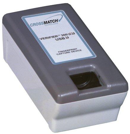 CrossMatch Verifier 300 LC 2.0 Fingerprint Scanner