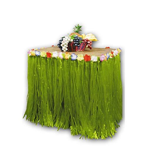 Carnival 4692-hawaii Tour décoratif en Raphia Style hawaïen 260 x 80 cm