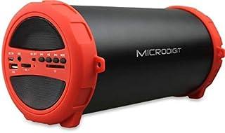 MICRODIGIT BLUETOOTH CYLINDER SPEAKER M0052RT