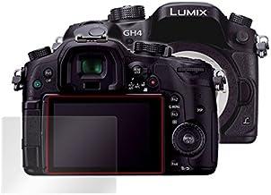 指紋が目立たない 反射防止液晶保護フィルム LUMIX DMC-GH4/GH3/GX8 用 OverLay Plus OLDMCGH3/12