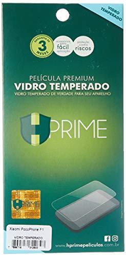 Pelicula de Vidro Temperado 9h para Xiaomi PocoPhone F1, HPrime, Película Protetora de Tela para Celular, Transparente