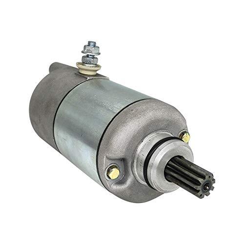 Starter Motor Replacement For 1983-2004 Yamaha Bear Tracker Timberwolf 250 MOTO 4 Replaces 113546 18754 29U-81800-61-00 410-54016, 49-5709