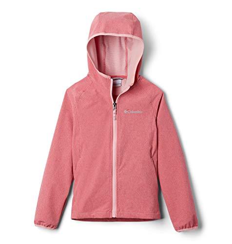 Columbia Mädchen, Rocky Range, Softshell-Jacke, Rosa (Rouge Pink), XL
