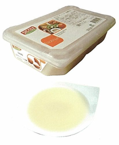【シコリ】冷凍ライチピューレ(10%加糖)1kg×6