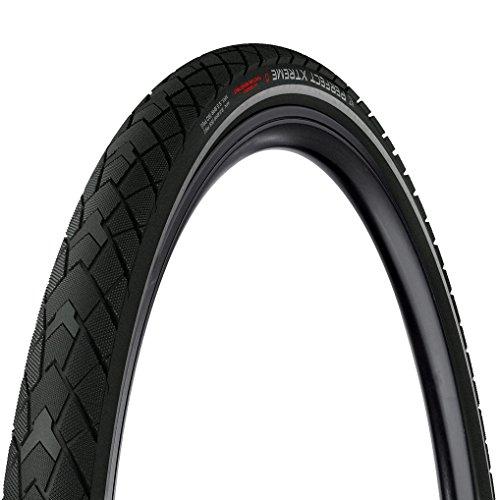 Vredestein Perfect Xtreme Maximum Protection Fahrradreifen, schwarz, 37-622/28x1.5/8x1.3/8
