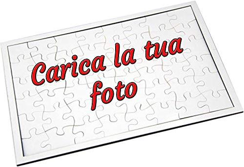 Little Flight Puzzle Personalizzato con Foto, Puzzle Personalizzati per Immagini Dimensione Puzzle 20X29 cm.( 192 Tasselli )