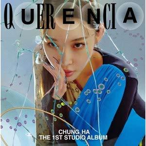 """チョンハ - 1集 「Querencia」 (CD+ブックレット200P+インボイスペーパー1枚+ミニポスター1種+フォトカード..."""""""