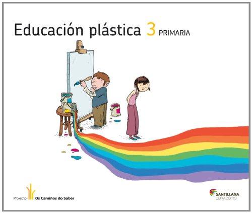 EDUCACIÓN PLASTICA 3 PRIMARIA - 9788499721842