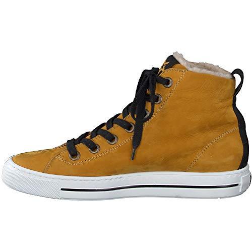 Paul Green 4842 Damen Sneakers Curry, EU 40,5