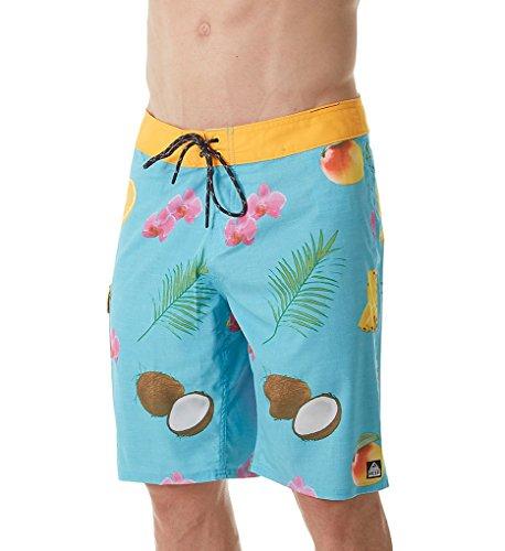 Reef_Apparel Herren Reef Tarpon Shorts, Türkis (Aqua AQU), Small (Herstellergröße: 30)