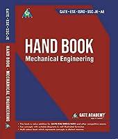 GATE Books: GATE ACADEMY HANDBOOK FOR MECHANICAL ENGINEERING