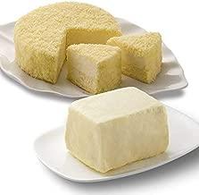 LeTAO(ルタオ) チーズケーキ 奇跡の口どけセット (ドゥーブルフロマージュ パフェ ド フロマージュ)